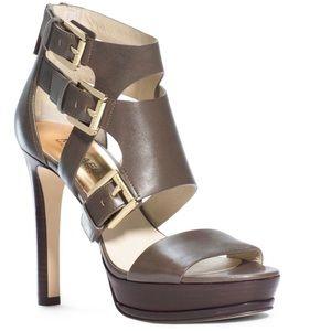 "MICHAEL Michael Kors ""Lucinda"" Platform Heel"